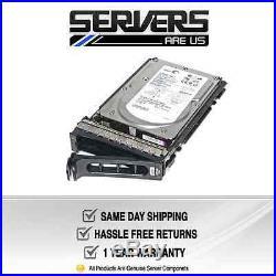 Dell 3.5 300GB U320 SCSI 10K Hard Drive HC492 ST3300007LC 9X1006-141