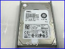 Dell 400-AGVZ 1.2TB SAS 10K 2.5 12Gbps Hard Drive for PowerEdge Servers