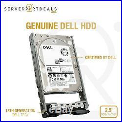 Dell 400-AJQM 1.8TB 10K RPM SAS 12Gb/s 2.5 PowerEdge Hard Drive