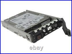 Dell 400-AJRO / X5D2X 300GB 2.5 HS SAS Hard Drive Kit 8FKXC for Gen 13 Servers