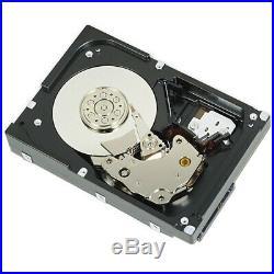 Dell 400-AJWM internal hard drive 2.5 600 GB SAS Hdd Serial Attached SCSI