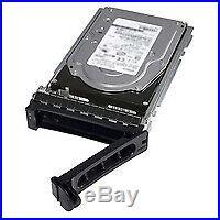 Dell 400-AURG internal hard drive 2.5 600 GB SAS Hdd Serial Attached SCSI