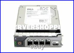 Dell 450-GB 3G 15K RPM 3.5 INCH SAS Hard Disk Drive withF238F