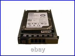 Dell 5TFDD 600GB 10K SAS 2.5 6Gbps Hard Drive Toshiba AL13SEB600 For Dell R710
