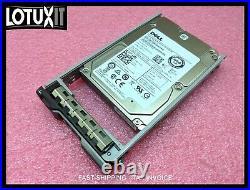 Dell 600GB 15K 12G SAS 2.5 Hot-Plug HDD 4HGTJ DYDW0 TRCN6