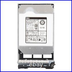 Dell 9HXK6 12TB 7.2K NL SAS 3.5 12Gbps Hard Drive HGST HUH721212AL5200