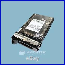 Dell PowerEdge 1600SC, 2600, 2650, PowerVault 220S, 146GB 15K SCSI Hard Drive