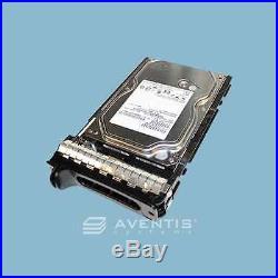 Dell PowerEdge 6600, 6650, 6800, 6850 300GB 15K SCSI Hard Drive / 1 Year WNTY