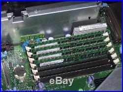Dell Poweredge 2850 Server 2 CPUs 4GB RAM SCSI Rackmount NO HARD DRIVES