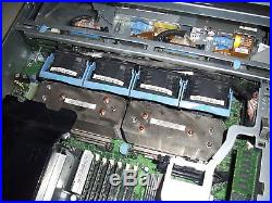 Dell Poweredge 2850 Server 2 CPUs 4GB RAM SCSI Rackmount NO HARD DRIVES