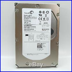 Dell Seagate Cheetah 15K. 5 RPM 300GB Hard Drive ST3300655LC 3.5 Ultra U320 SCSI