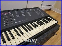 EMU EMAX II SAMPLING KEYBOARD SCSI With HARD DRIVE & HARD CASE MODEL 2205 8MB Ram