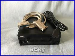 EXTERNAL SCSI HARD DISK DRIVE 2.1GB for ENSONIQ ASR 10ASR 88 SAMPLERS W. CABLES