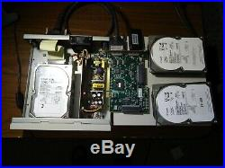 External CI SCSI Case With Seagate Cheetah 73gig Drive and ATTO PCI Card