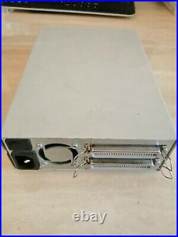 External SCSI 340MB Hard Drive for AKAI S3000XL. Formatted and Tested