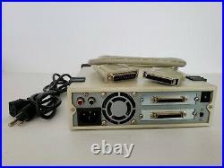External SCSI Hard Disk Drive 9.1gb Akai Mpc 2000 Samplers/recorders