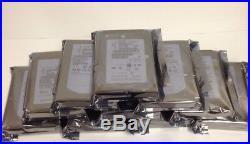 FC958 FUJITSU DELL 0FC958 147GB 15K U320 SCSI 3.5 HARD DRIVE WithTRAY MAX3147NC