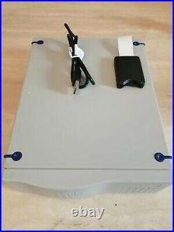 FOR AKAI S3000XL FOUR x 480MB HARD DRIVES IN ONE SCSI2SD V5 IN SCSI CASE