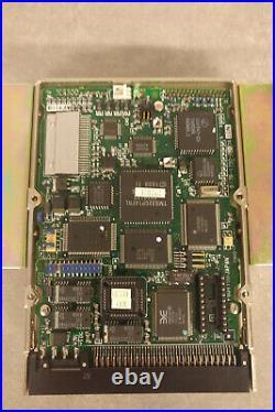 FUJITSU M2624FA 520MB 3.5 50 SCSI HDD 1993 Retro Hard Drive B03B-7195-B116A#N