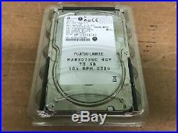 Fujitsu 73GB 3.5 10000 rpm Ultra320 SCSI Hard Drive, MAW3073NC