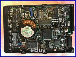 Fujitsu Hard Drive M2682SAM SCSI 50 PIN
