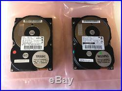 Fujitsu M2681SAM Hard Drive 50 PIN SCSI