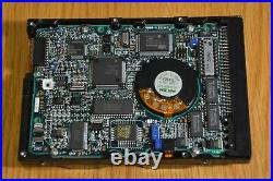 Fujitsu M2684SAM P/N CA01237-B140 525 MB Vintage SCSI Hard Drive Tested Working