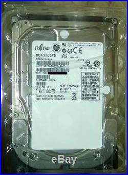 Fujitsu MAW3300FC Fiber Channel Hard Drive