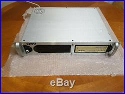GLYPH PLEXTOR SCSI CD BURNER and HARD DRIVE unit 19 Inch Rackmout