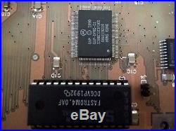 GVP A500-HD+ 52MB SCSI 8MB RAM, TESTED GOOD Amiga 500 Hard Drive Side-Car Impact