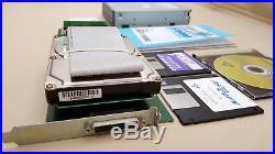 GVP HC+8 SCSI Controller with 4gb Harddrive CDROM 8mb RAM for Amiga 2000 4000