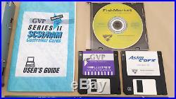 GVP HC+8 SCSI Controller with 4gb Harddrive CDROM 8mb RAM for Amiga 2000 4000 I