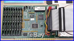 GVP HC+8 SCSI Controller with 4gb Harddrive CDROM 8mb RAM for Amiga 2000 4000 I