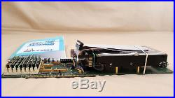 GVP HC+8 SCSI Controller with 4gb Harddrive and 8mb RAM for Amiga 2000 4000