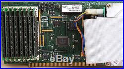 GVP HC+8 SCSI Controller with 4gb Harddrive and 8mb RAM for Amiga 2000 4000 II