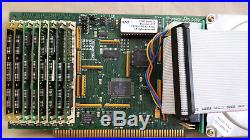 GVP HC+8 SCSI Controller with 4gb Harddrive with 8mb RAM for Amiga 2000 4000