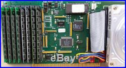GVP HC+8 SCSI Controller with 50mb Harddrive 8mb RAM for Amiga 2000 3000 4000