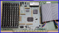 GVP HC+8 SCSI Controller with SCSI2SD Harddrive 8mb RAM for Amiga 2000 2500 4000