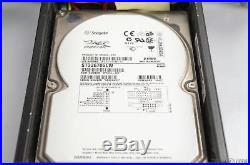 Glyph Dual Bay Removable SCSI HD Enclosure 40GB & 10GB Hard Drives #23480