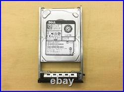 Gp3fr Dell 0gp3fr 1.8tb 10k 12g Sff 2.5'' Sas Hdd Hard Drive Al14seb18eq