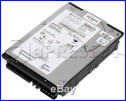 HARD DRIVE IBM 90P1303 293.6GB 10k U320 SCSI 71P7442