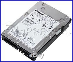 HARD DRIVE MAXTOR 8K036L0 36GB 15k U320 SCSI 68-PIN 3.5