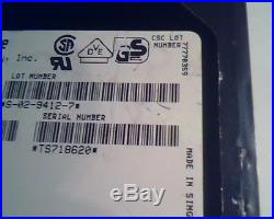 HD SCSI Seagate ST11200N 50-pin Apple 947001-063 Disk S-02-9412-7 Hard Drive