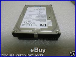 HP 146GB SCSI Hard Drive 360205-016 10K U320 BD1469827B 68-pin
