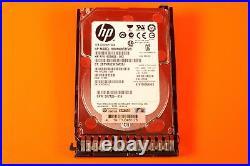 HP 2.5 1TB 7.2K 6GBPS SAS HARD DRIVE GEN8 GEN9 653954-001 (£120 ex-vat)