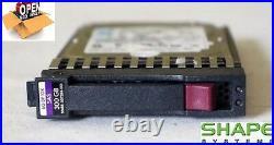 HP 300GB 15K 6G 2.5 SAS DP Hard Drive 627117-B21 (£146 ExVAT)