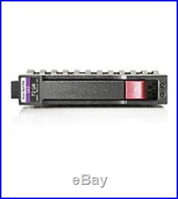 HP 3TB 6G SAS LFF Hard Disk Drive 3.5 Size, Serial Attached SCSI (SAS)