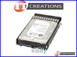 HP 4tb 7.2k RPM Sas 3.5 Inch Lff 3par MDL Dual Port 6gb/s Hard Drive Hdd H6z69a