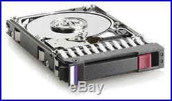 HP 600GB 6G SAS 10K SFF Hard Disk Drive 2.5 Size, Serial Attached SCSI (SAS)
