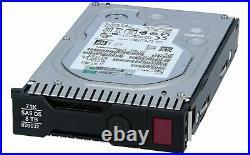 HP 819201-B21 E 8TB 12G SAS 7.2K rpm LFF (3.5in) 512e SC Midline Hard Drive